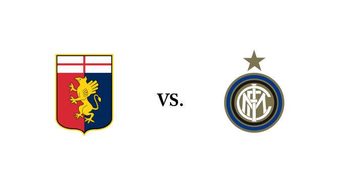 L'Inter si prepara alla sfida contro il Genoa